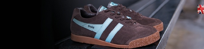 Men's Gola Trainers