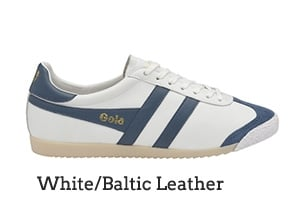 White/Baltic Leather