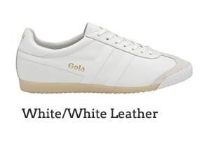 White/White Leather