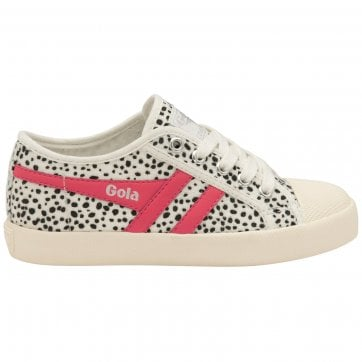 Kids Coaster Cheetah Sneakers