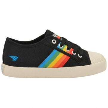 Kids Coaster Rainbow Sneakers