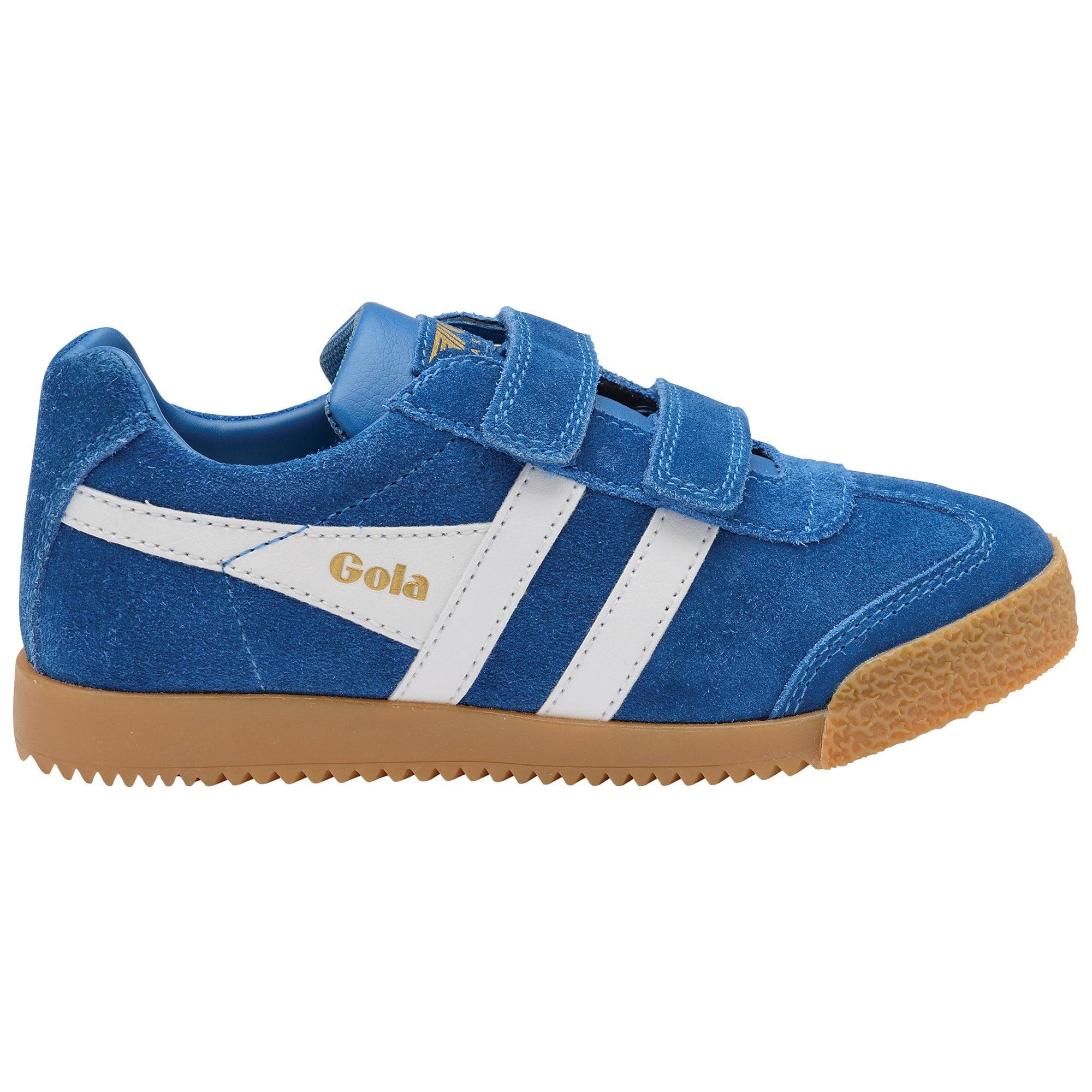 Buy Gola kids Harrier strap sneakers