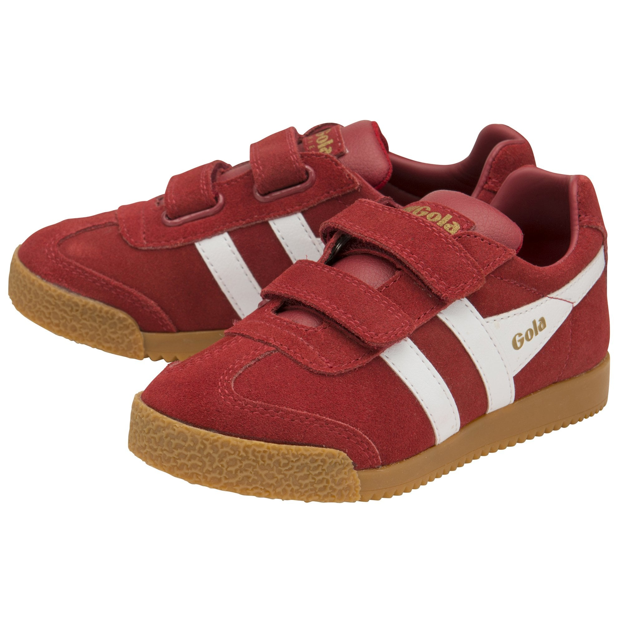Kids Harrier Strap Sneakers