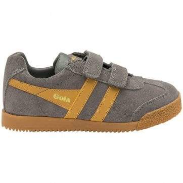 Kids Harrier Velcro Sneakers