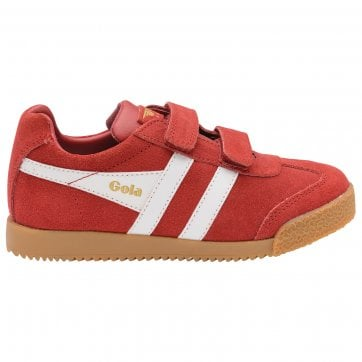 Kids Harrier Velcro Trainer