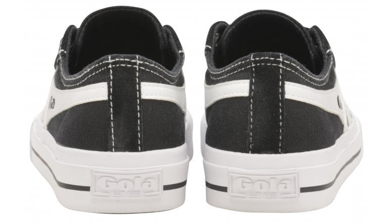 Kids Quota II Plimsoll Trainer