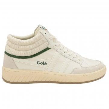 Gola mens Championship High off white