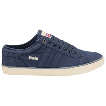 Men's Comet Canvas Plimsoll Trainer