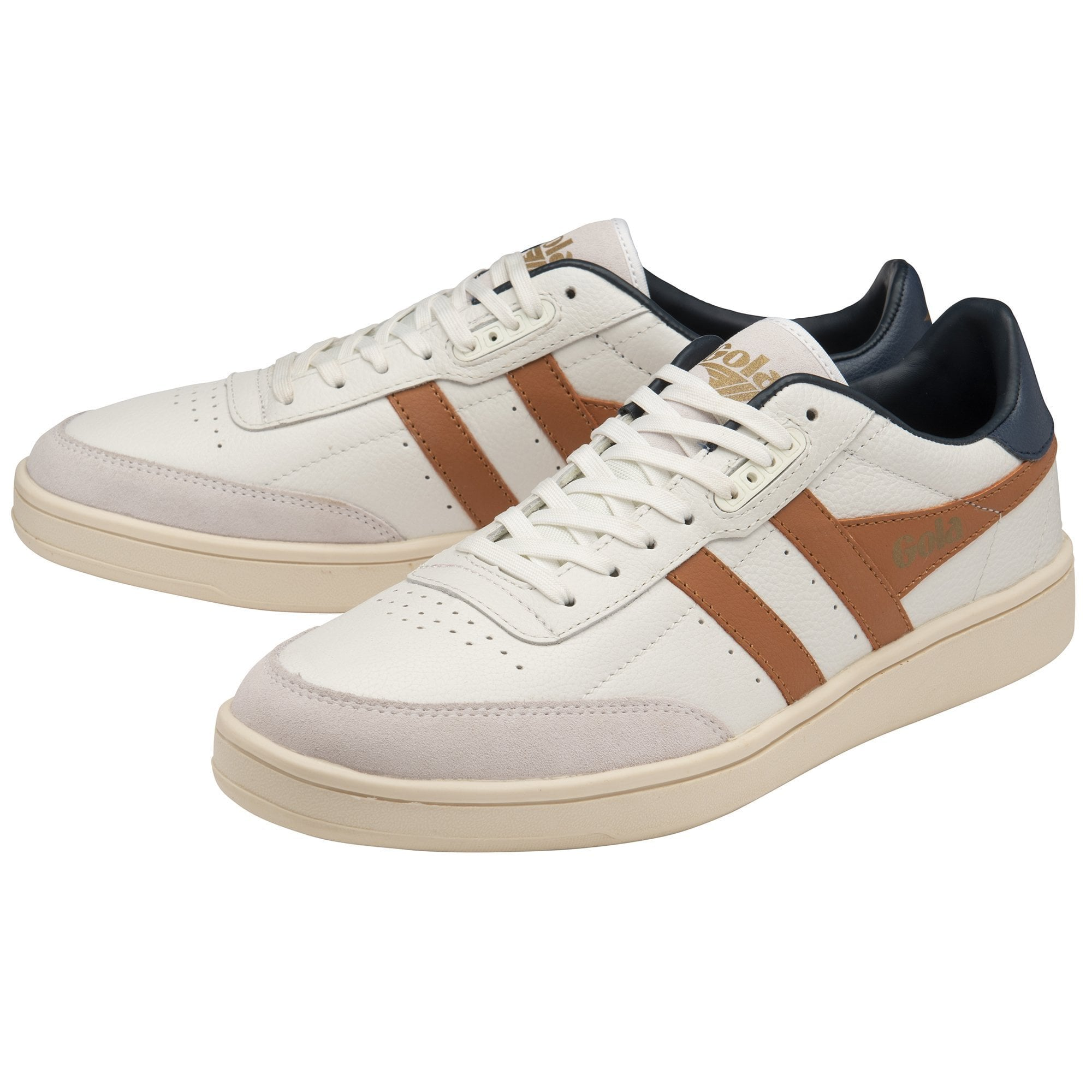 Men's Contact Leather Sneakers