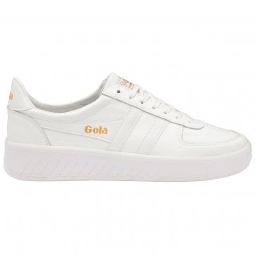 Men's Grandslam Leather Trainer
