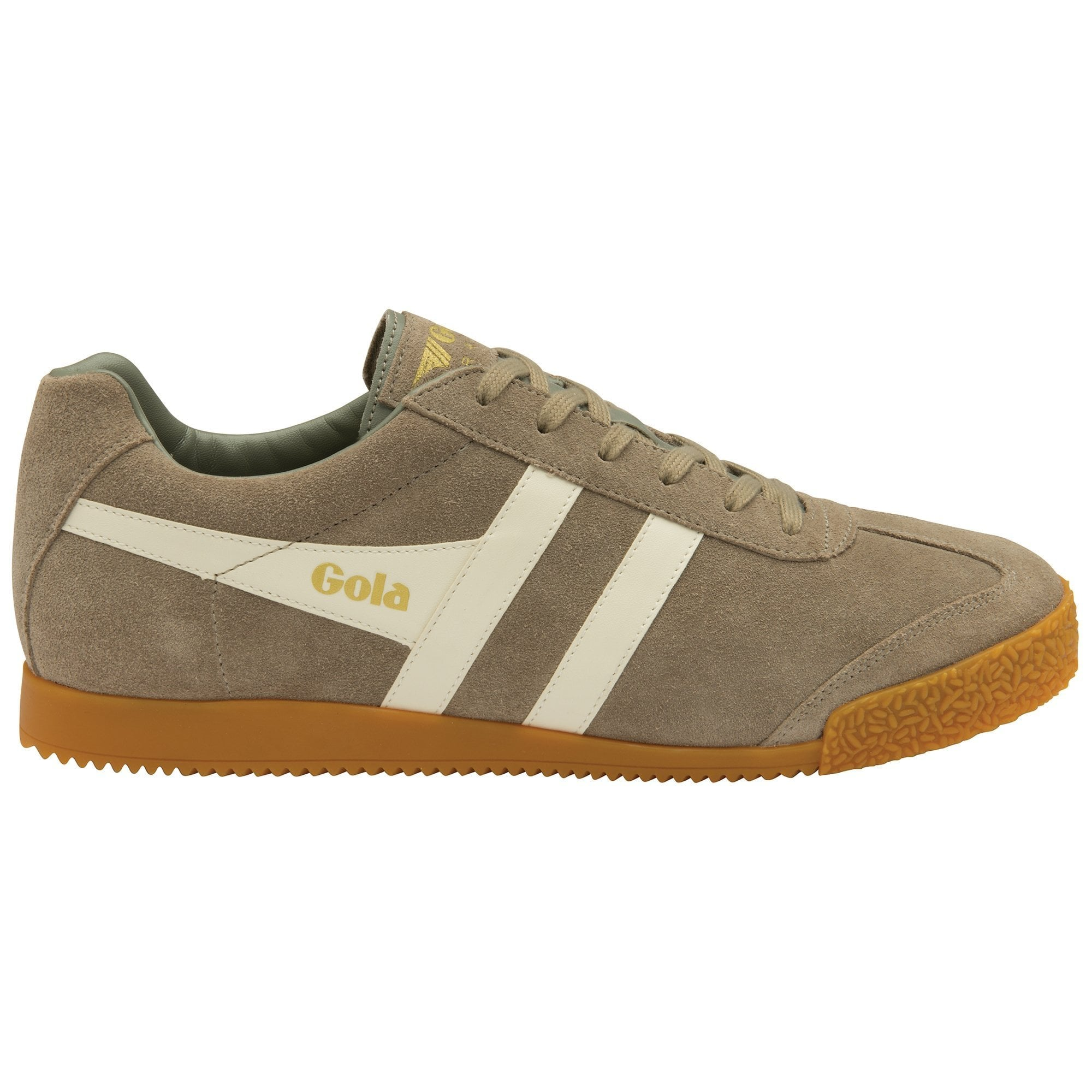 Men's Harrier Suede Sneakers