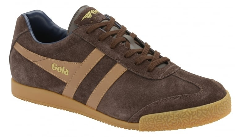 Men's Harrier Suede Trainer