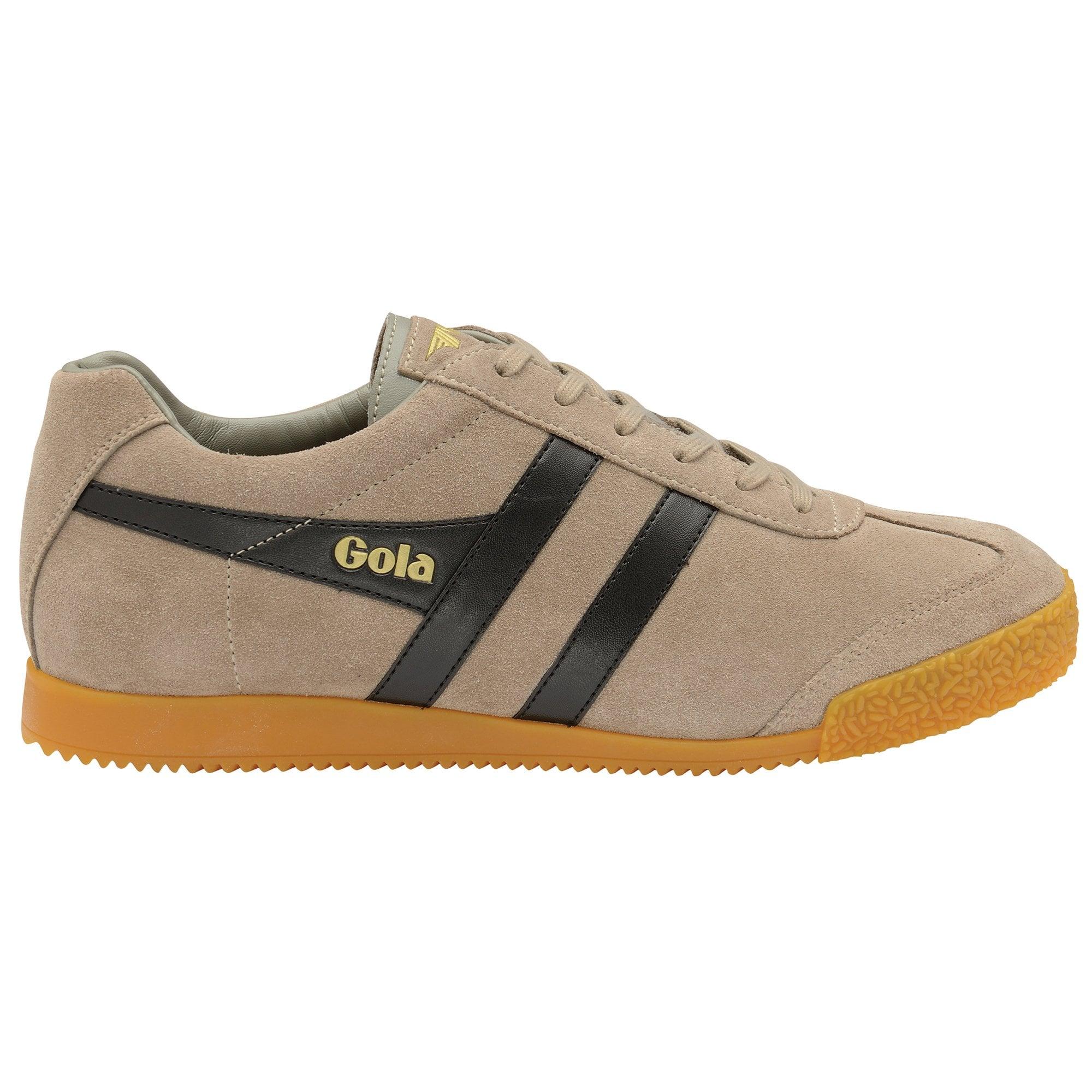 Buy Gola mens Harrier Suede sneaker in