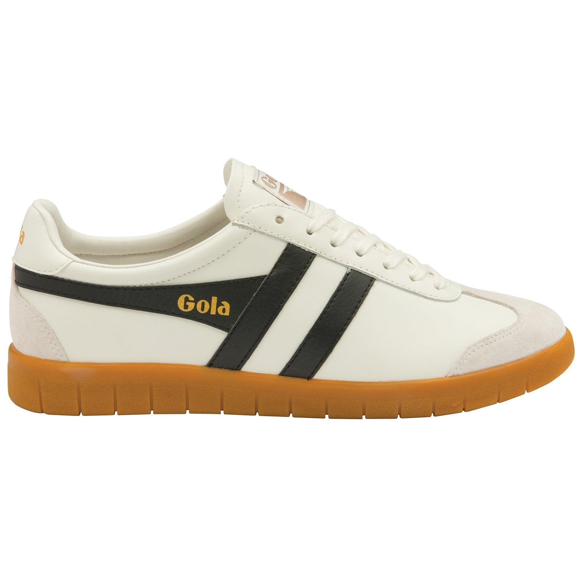 Gola Mens Hurricane Leather sneakers