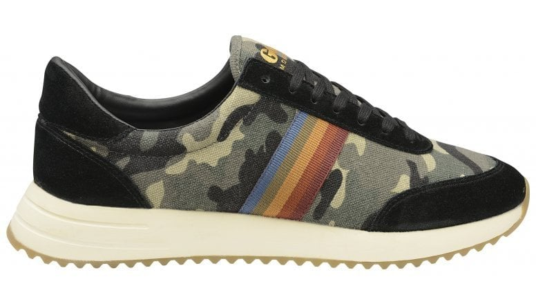 Men's Montreal Camo Trainer