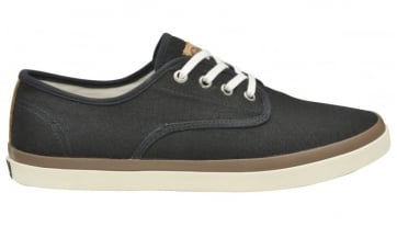 Men's Seeker Linen Plimsoll