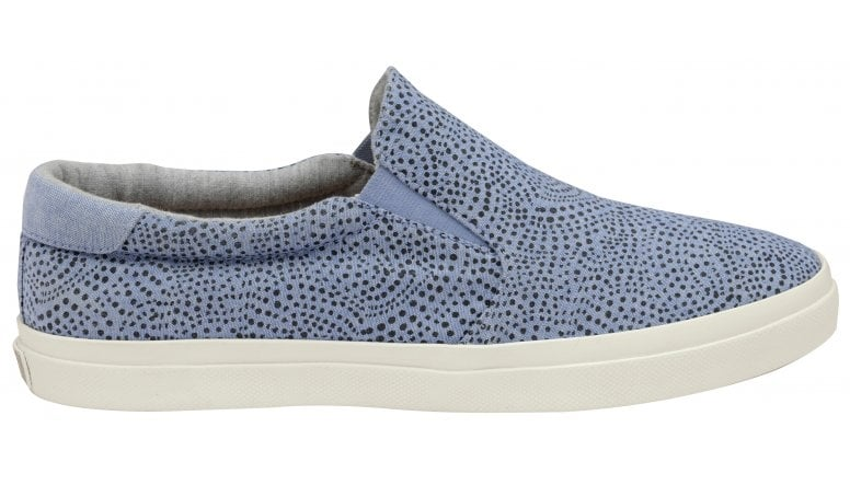 Gola Classics Men's Seeker Slip Denim Plimsoll ...