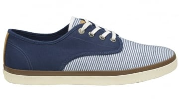 Men's Seeker Stripe Plimsoll