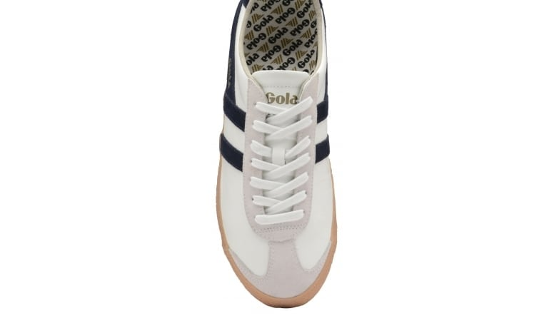 Men's Specialist Leather Trainer
