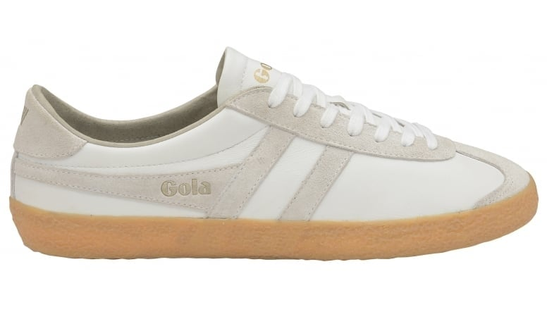 Mens Specialist Leather Trainers Gola I6AN7rZm