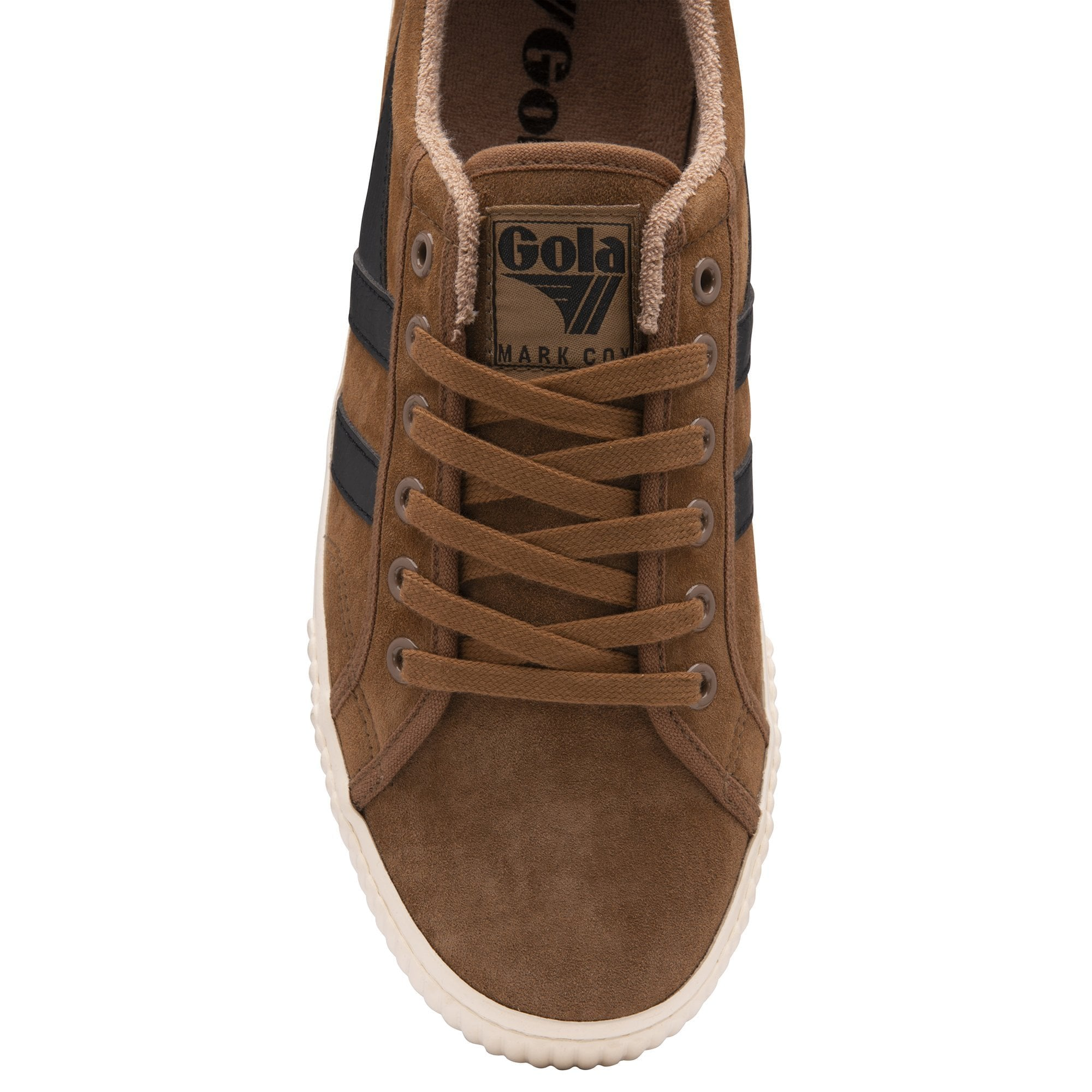 Men's Tennis Mark Cox Suede Sneakers