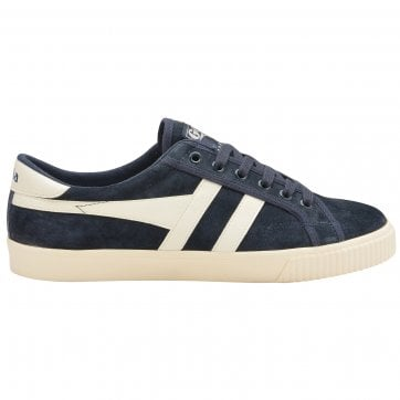 Men's Tennis Mark Cox Suede Trainer