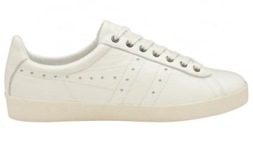 Men's Tourist Leather Trainer