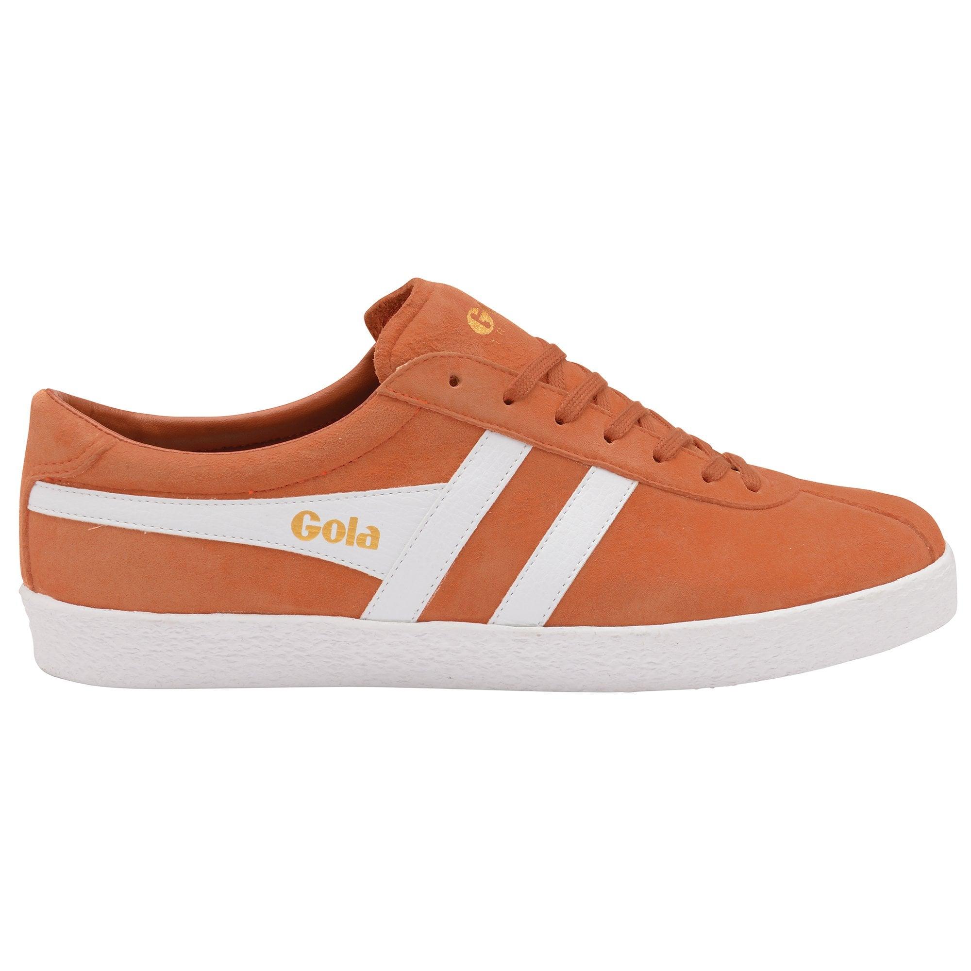 Buy Gola mens Trainer Suede orange