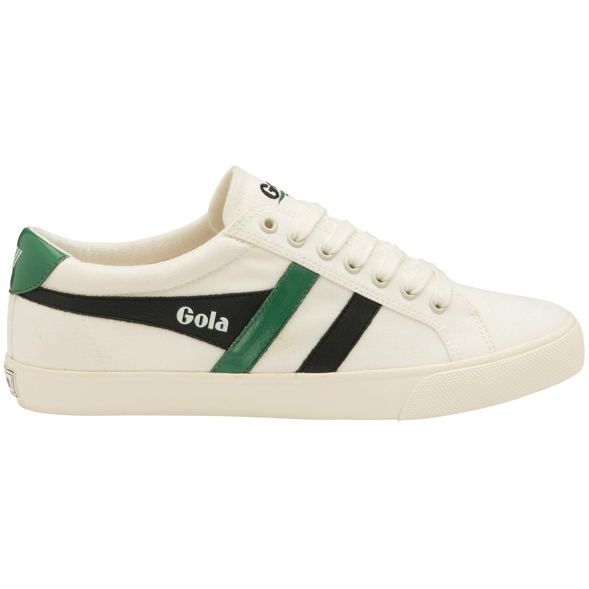 Buy Gola mens Varsity White/Black/Green