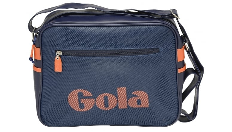 Redford Mesh Messenger Bag