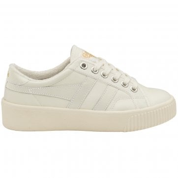 Women's Baseline Mark Cox Leather Sneakers
