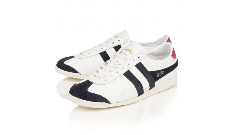 Women's Bullet Leather Trainer