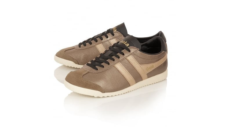 Women's Bullet Metallic Trainer
