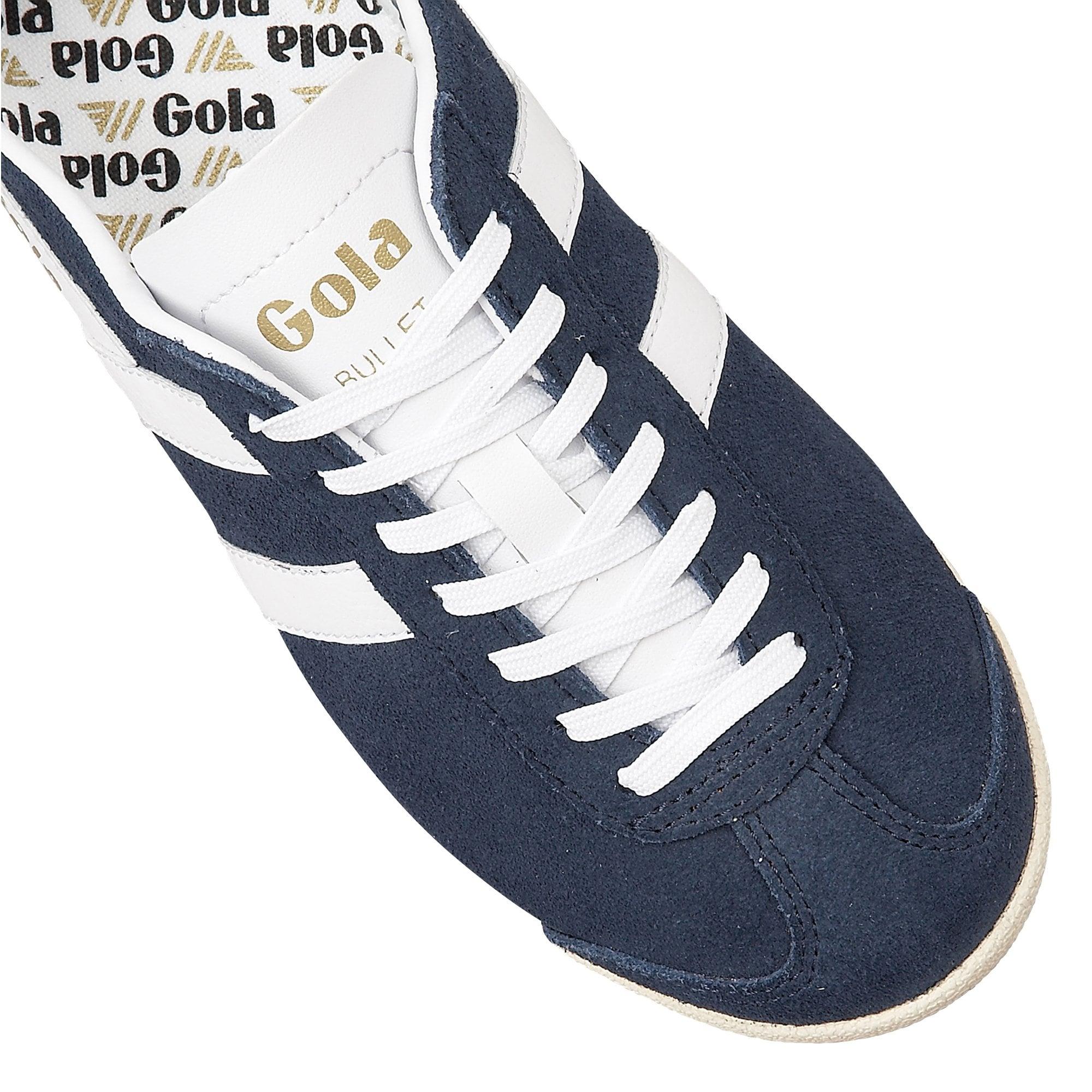 Buy Gola womens Bullet Suede sneaker