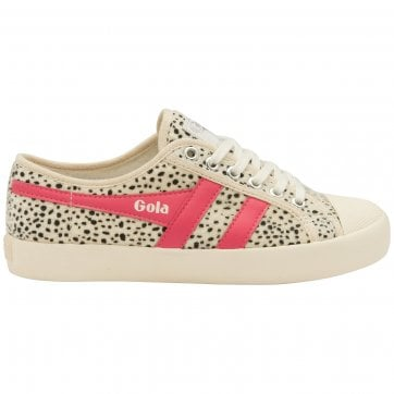 Women's Coaster Cheetah Sneakers