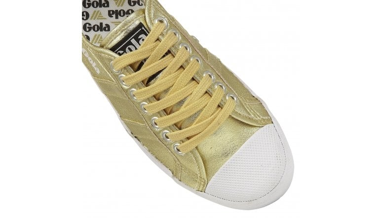 Women's Coaster Metallic Trainer