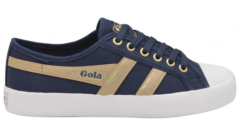 Cheap Extremely Gola Women's Coaster Mirror Navy/ Trainers Natural And Freely Amazing Price Sale Online Buy Cheap 2018 mEaxU