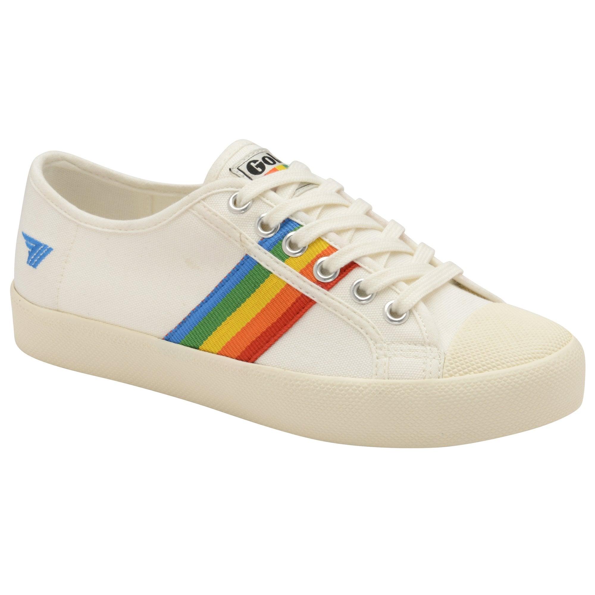 Buy Gola womens Coaster Rainbow trainer