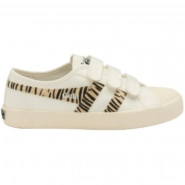 Women's Coaster Safari Strap Sneakers