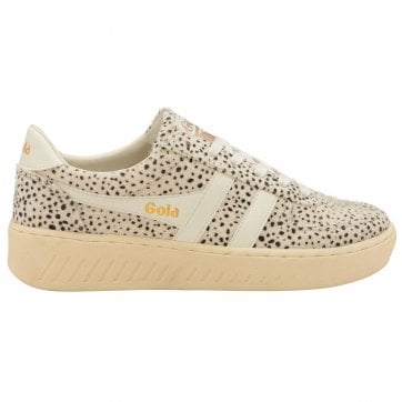 Women's Grandslam Cheetah Sneakers