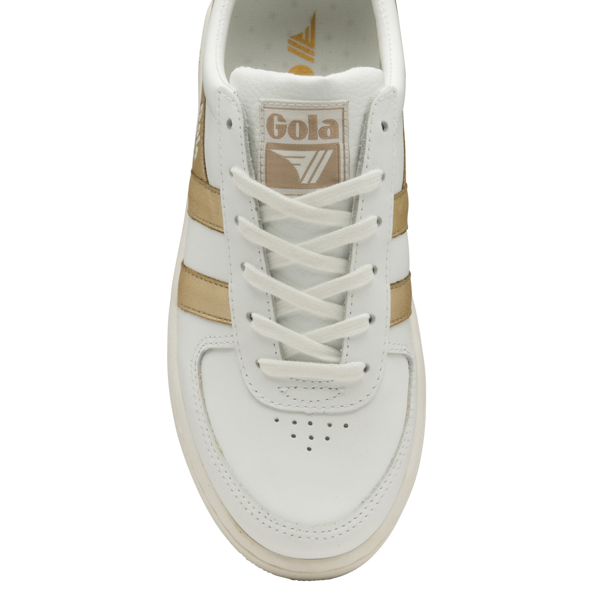 Women's Grandslam Leather Sneakers