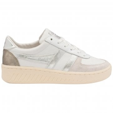 Women's Grandslam Metallic Sneakers
