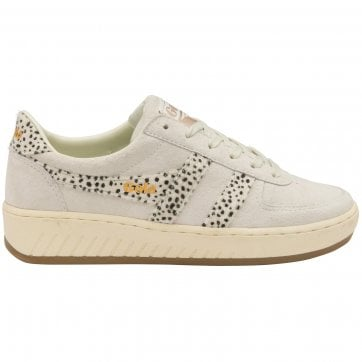 Women's Grandslam Suede Safari Sneakers