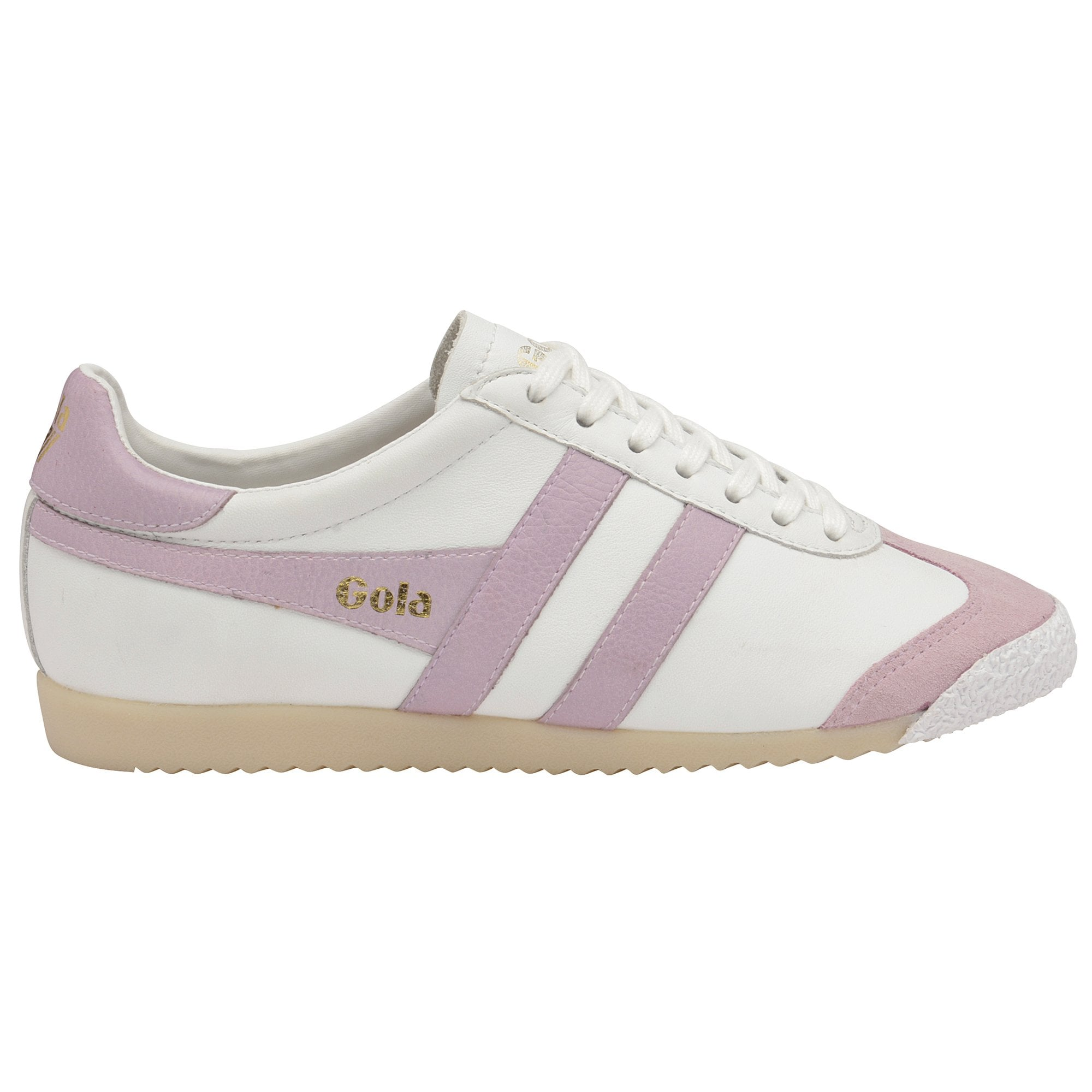Buy Gola womens Harrier Leather trainer