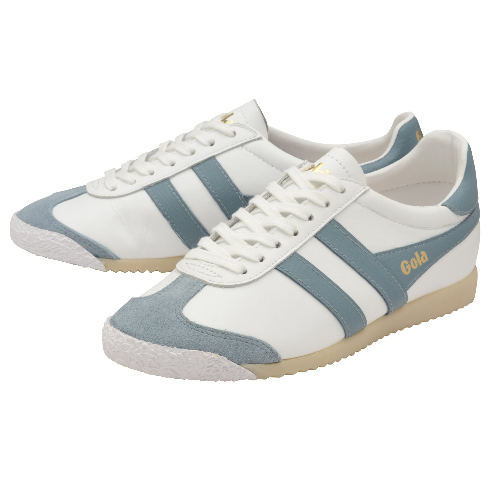 Women's Harrier 50 Leather Trainer