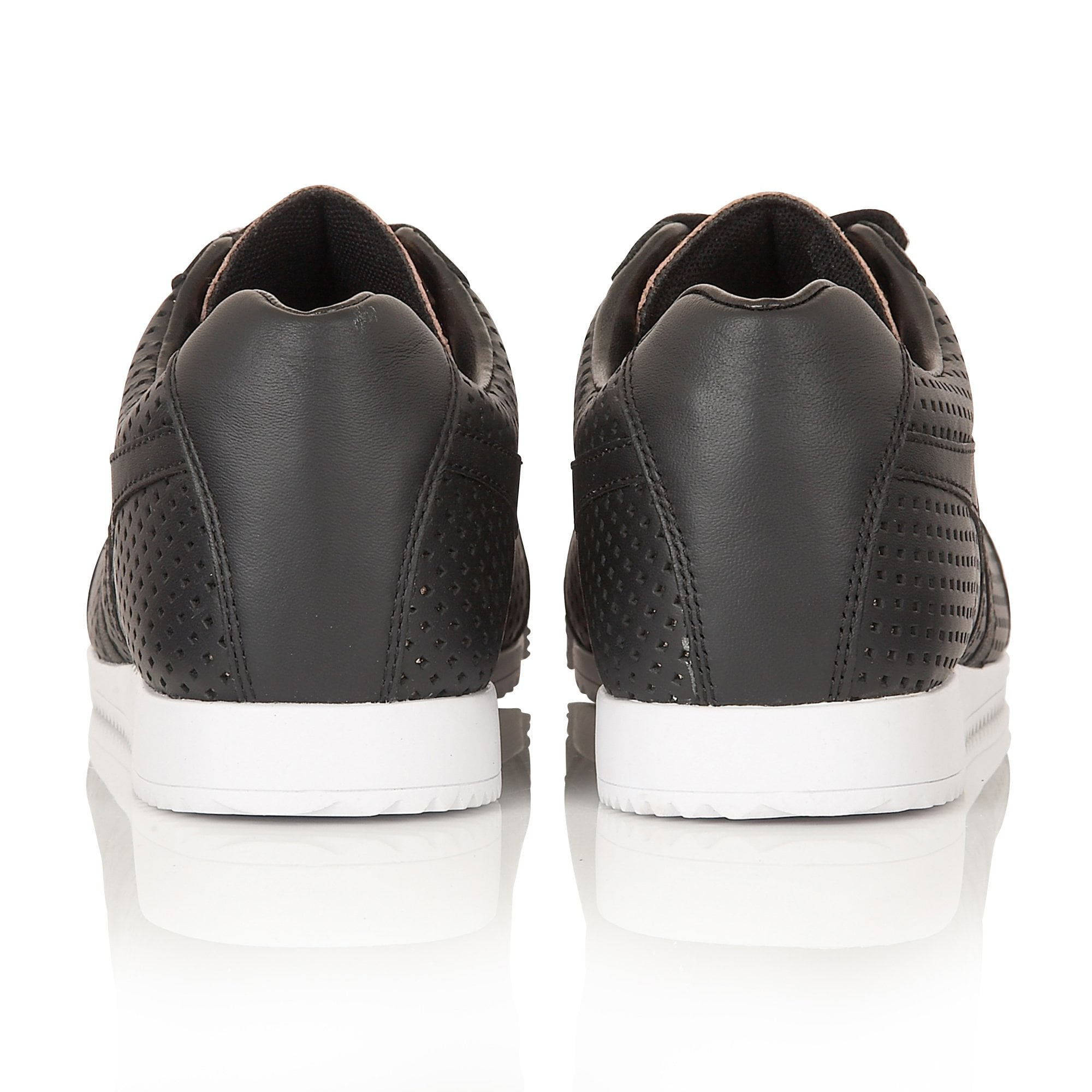 Women's Harrier Glimmer Leather Sneakers