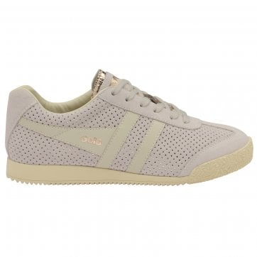 Women's Harrier Glimmer Suede Sneakers