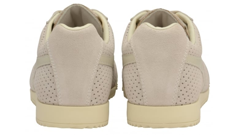 Women's Harrier Glimmer Suede Trainer