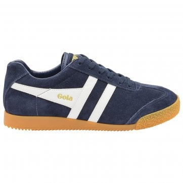 Women's Harrier Suede Sneakers