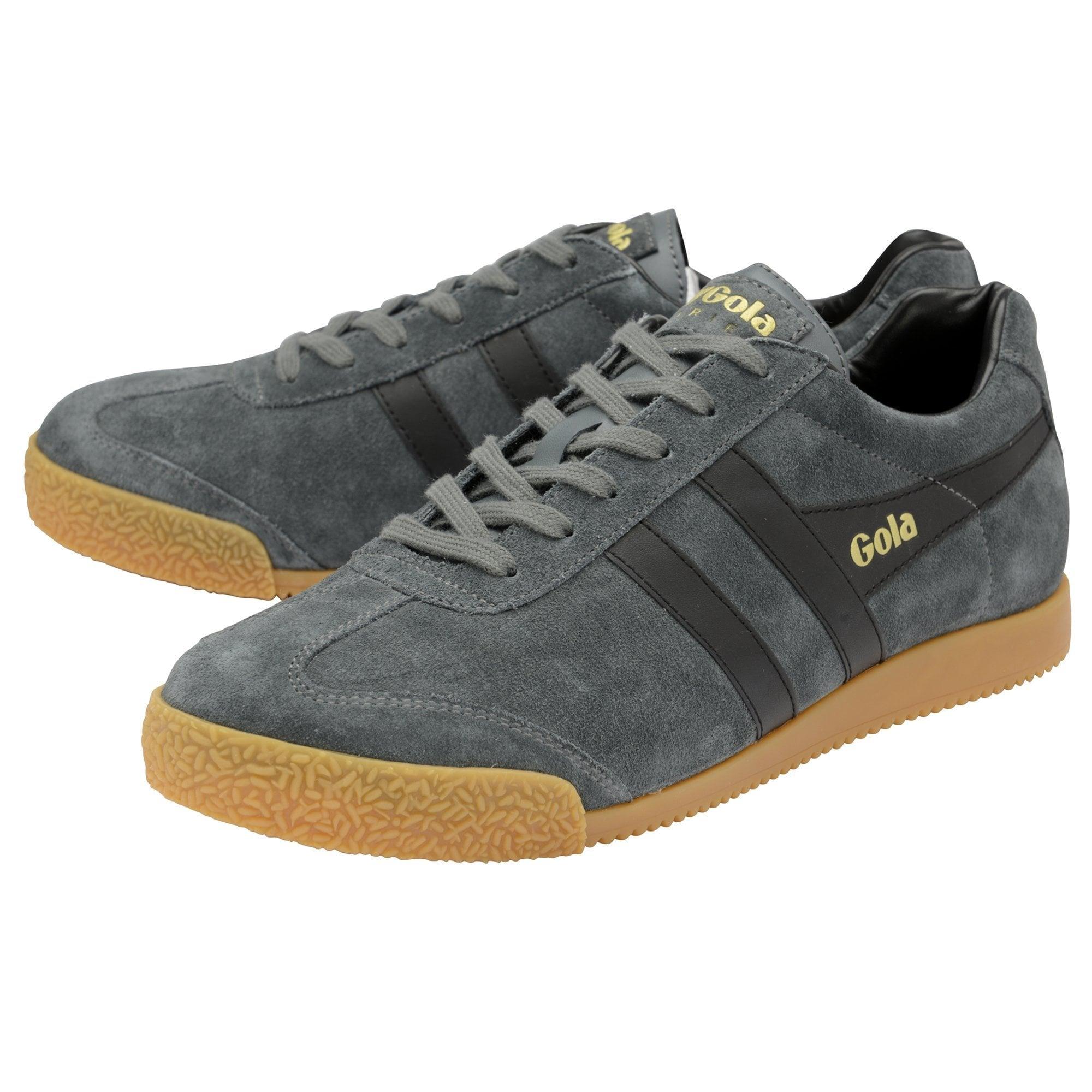 Buy Gola womens Harrier Suede sneakers